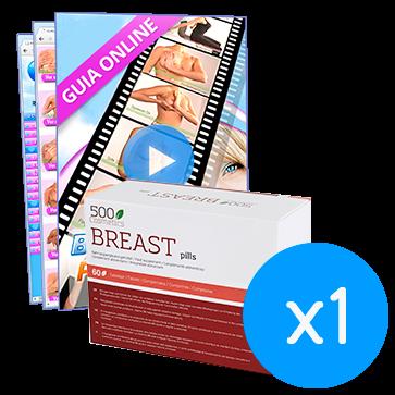 Aumentare il seno con le pillole