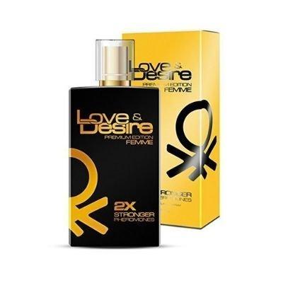 Love & Desire Gold Donna