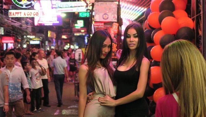 città del sesso pattaya