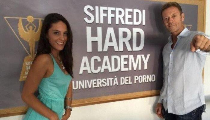 Rocco Siffredi Scuola del porno