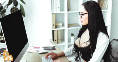 smart working camgirl, Lavorare da casa