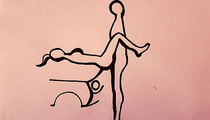 Fare sesso sul cofano dell'auto