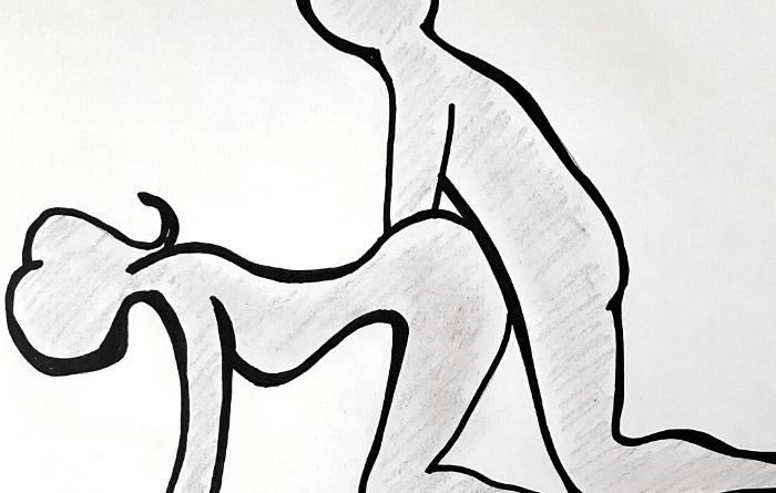 posizione pecorina