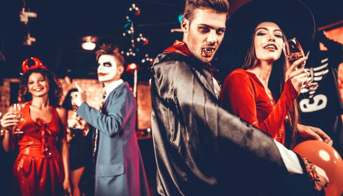 Locali scambisti per trascorrere un sexy Halloween