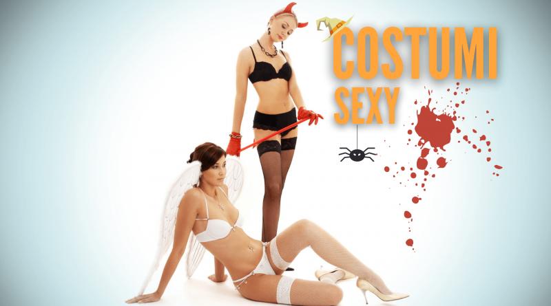 costumi sexy per halloween