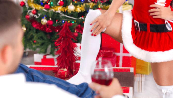 Regali di Natale sexy per la coppia