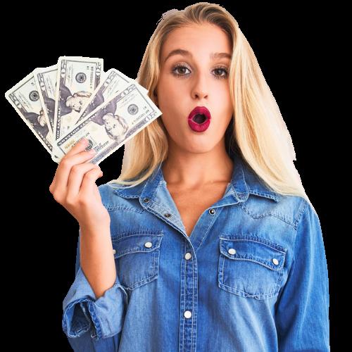 camgirl con soldi