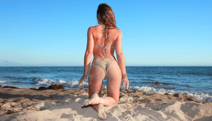dove fare sesso in acqua all'aperto