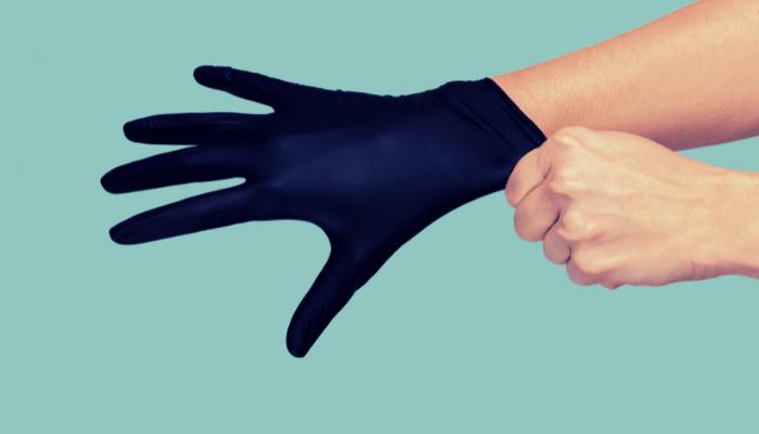 inserire la mano per fare fisting